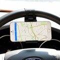 Универсальный Сотовый Телефон Автомобильный Держатель на Рулевом Колесе Лучше вид и Пряжки Клип Руки для iPhone Samsung Google Smart телефоны