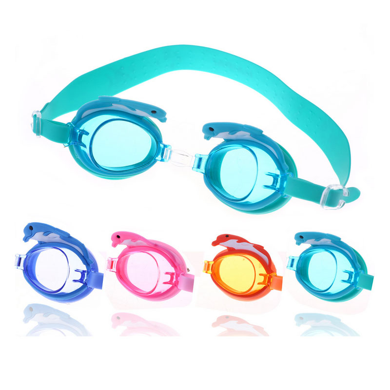 Gafas de natación Niños antiniebla para niños delfines nadar gafas - Ropa deportiva y accesorios