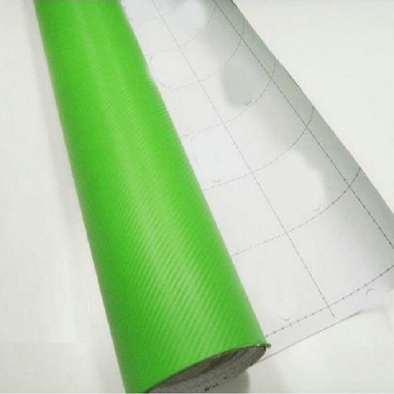 127x30cm Car Styling High Quality Stickers 3D Carbon Fiber twill strip Film Viny wrap Decoration DIY easy decal Wholesale