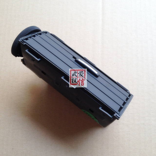 ABS Plastic Air conditioning outlet panel FOR Citroen C5 2009~2015 year 1  Piece black color not all new