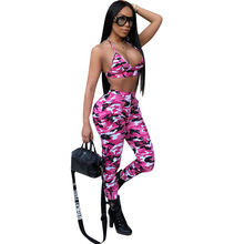 tracksuit matching sets women 2 piece set top and