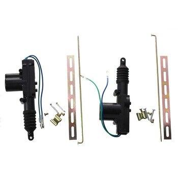 ¡Caliente! 2 Universal de alimentación cerradura de puerta del actuador Motor 2 alambre 12 V Il motore Motor alta calidad mejor precio