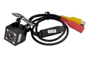 Image 5 - רכב ccd וידאו אוטומטי חניה צג, LED לילה היפוך CCD רכב אחורי תצוגת מצלמה עם 4.3 אינץ רכב Rearview מירור צג