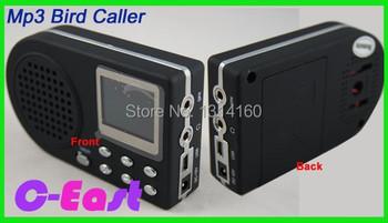 Elektronika CP-360 polowanie Mp3 ptak rozmówca odtwarzacz dźwięku przynęta do polowań głośnik tanie i dobre opinie bird caller mp3