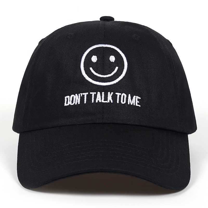 a94b556ca1a41 Detail Feedback Questions about 2018 new DONT TALK TO ME dad Hat men ...