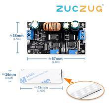 4,8 30V Cargador Solar controlador de carga DC tensión regulable paso arriba y abajo automático Boost/Buck convertidor módulo de potencia
