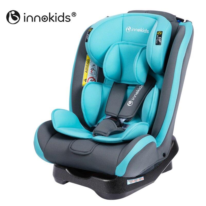 Innokids siège de sécurité enfant siège auto bébé Installation bidirectionnelle de l'interface Isofix de 0-7 ans siège de sécurité bébé bébé bébé B
