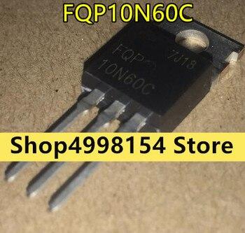 100% nuevo y original FQP10N60C 10N60C 10N60