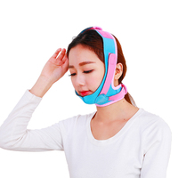 Face Lift Belt Sleeping Face-Lift Mask Massage strengthen the Pulling Slimming Face Shaper Relaxation Facial Slimming Bandage