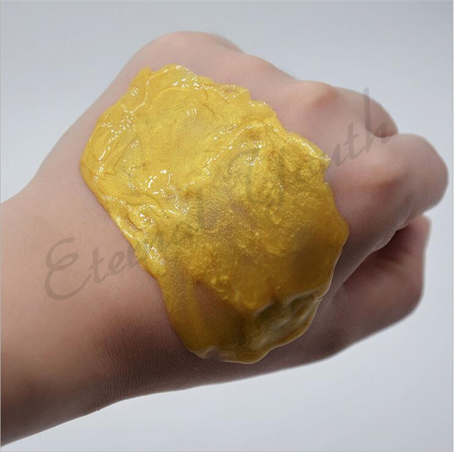 High-end Luxury 24K Gold Peel Off Modelling Mask Gel Mud Compact Beauty Salon Special 1000ml+100g Plant Amino Acid Powder food grade high purity 99% l arginine powder l arginine powder essential amino acid nutritional supplement
