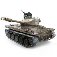 Heng Long RC Tanks 1 16 US M41A3 Walker Bulldog Light Tank 2.4G 3839 1 1/16 RC Remote Control Battle Tank