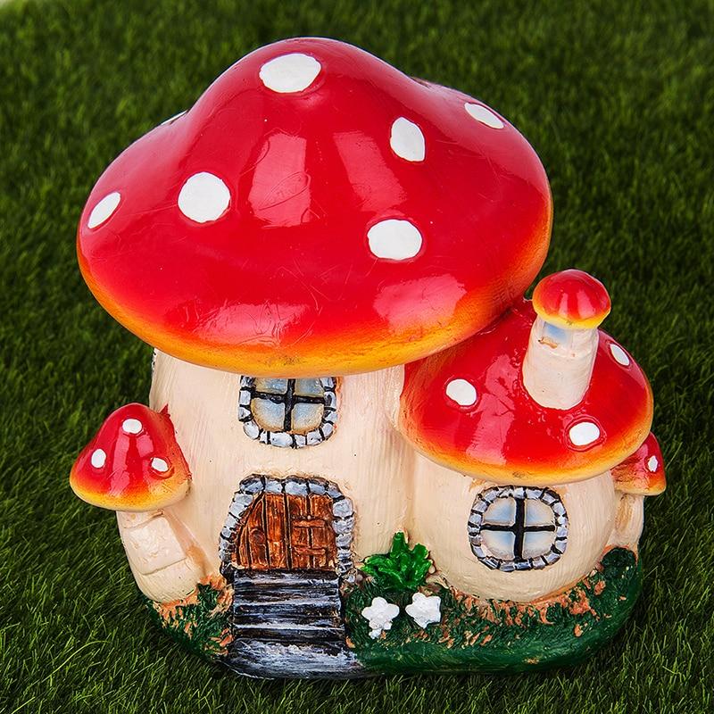 Картинки грибов домиков настоящие
