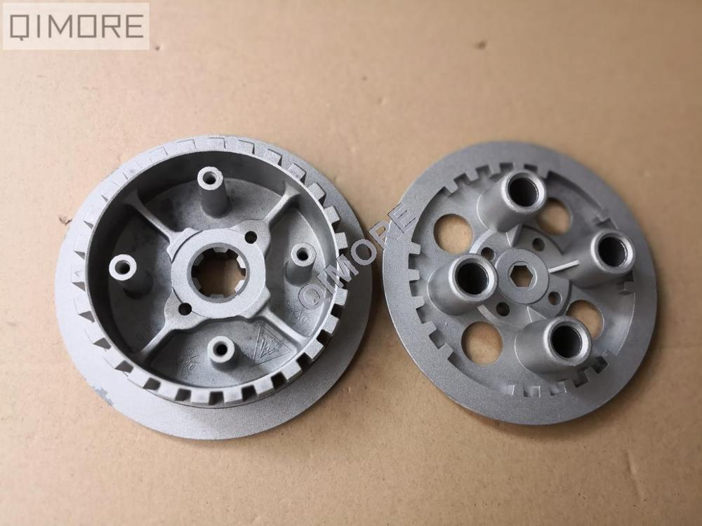 Clutch Pressure Plate Seat / Clutch Driven Hub & Hub Seat for for Motorcycle Virago XV250 V Star 250 Route 66