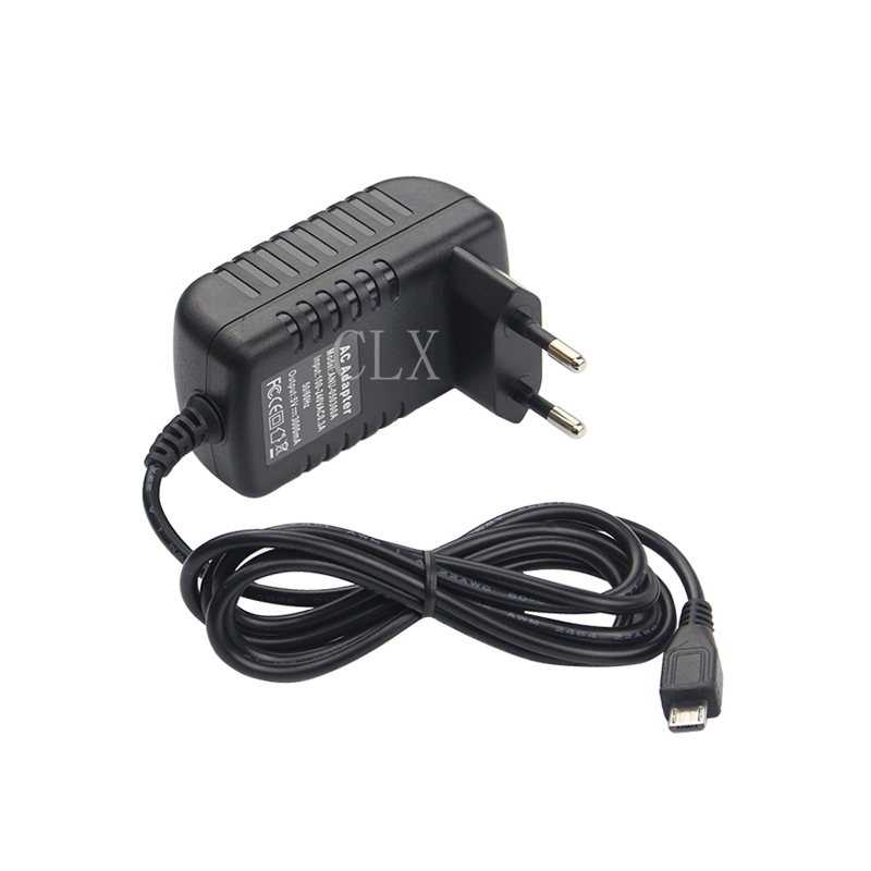 Raspberry Pi 3 Power Adapter 5V 3A DC Power Supply 100V ~ 240 V EU US UK AU Power Charger Micro USB Port For RPI 3