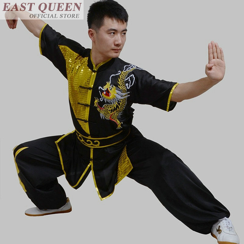 Kungfu uniform martial arts uniform wushu clothing kung fu clothing shirt China traditional chinese clothing FF526