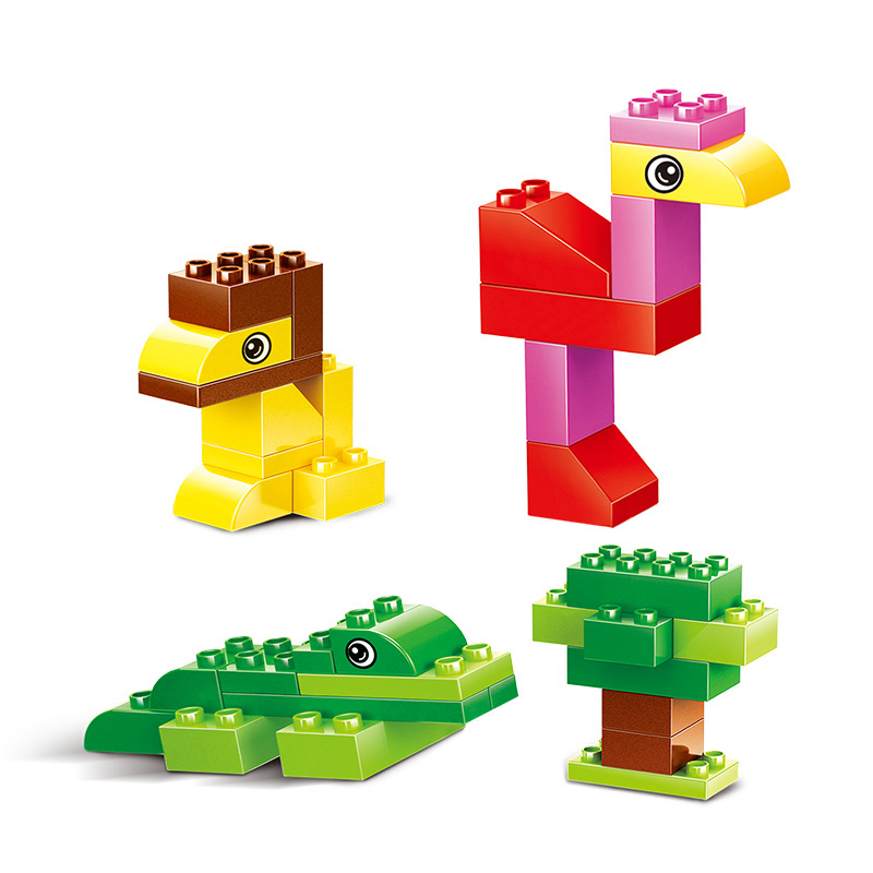 New Designed Toy Blocks Creator Apple Tree House 816 Pcs Villa Building Blocks Model Christmas Diy