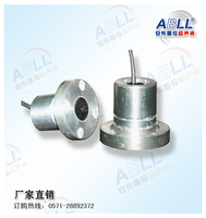 Ultrasonic transducer 1MHz 200KHz Double frequency underwater ranging water acoustic transducer(stainless steel case)