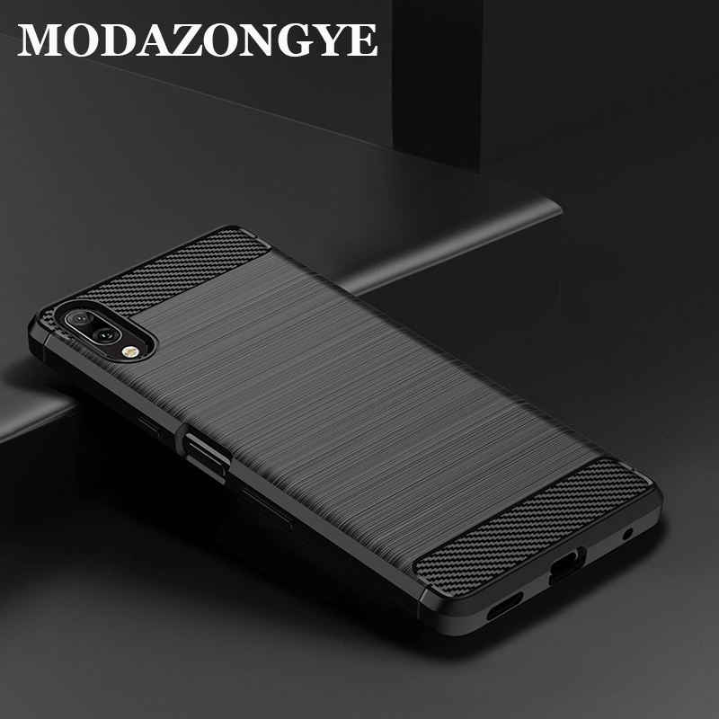 Untuk Sony Xperia L3 Case Cover Silikon Lembut Penutup Belakang Ponsel Case untuk Sony Xperia L3 L 3 I3312 I4312 i4332 I3322 5.7 Inch