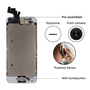 Image 2 - EFaith Complete LCD Full Assembly Display or  Screen for iPhone 7 5G 5S 5C or for iphone 6 6s with Home Button and Front Camera