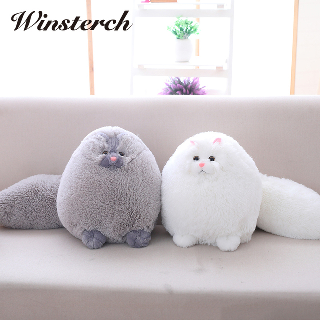Toys For Fat : Aliexpress buy cm hot fat cats persian cat toys