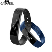 GAGAFEEL Pedometer Sport Smart Watch For IOS Android Men Women Heart Rate Monitor Bracelet Watches Sleep