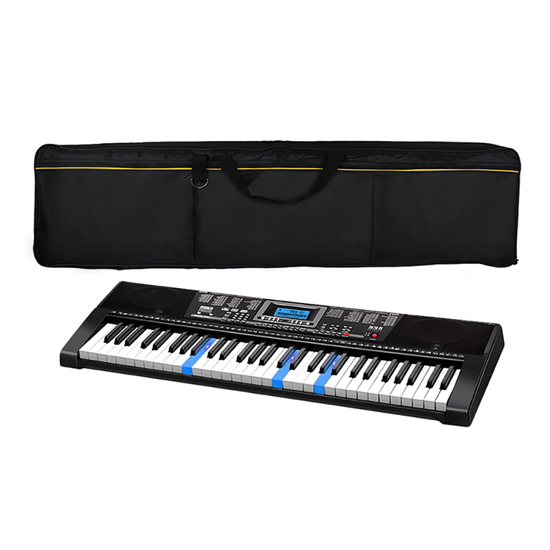 IRIN 88 Key Electronic Keyboard Pack Waterproof Universal Instrument Keyboard Bag Thickened Electronic Piano Cover CaseIRIN 88 Key Electronic Keyboard Pack Waterproof Universal Instrument Keyboard Bag Thickened Electronic Piano Cover Case