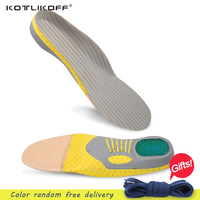 Athletic Comfort Insoles With Extra Shock Absorption Pads Daily Wear Work Shoes Inserts Arch Support Insole