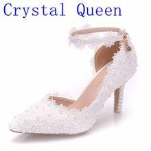 Shoes Heel High Slip
