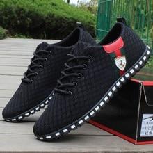 Men Shoes Size 39-46 Adult Men Sneakers
