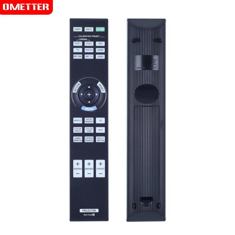 Nouvelle D'origine télécommande Pour Sony RM-PJ26 LSPX-W1S RM-PJ25 RM-PJ21 VPL-VW95ES 3LCD 1080 P projecteur de cinéma maison