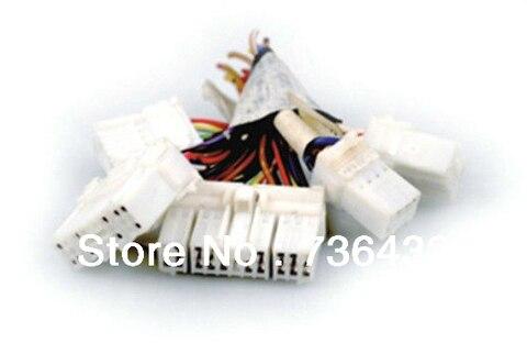 frete gratis conector controlador para hitachi zaxis200 1 escavadeira escavadeira plugue conector cabo de chicote