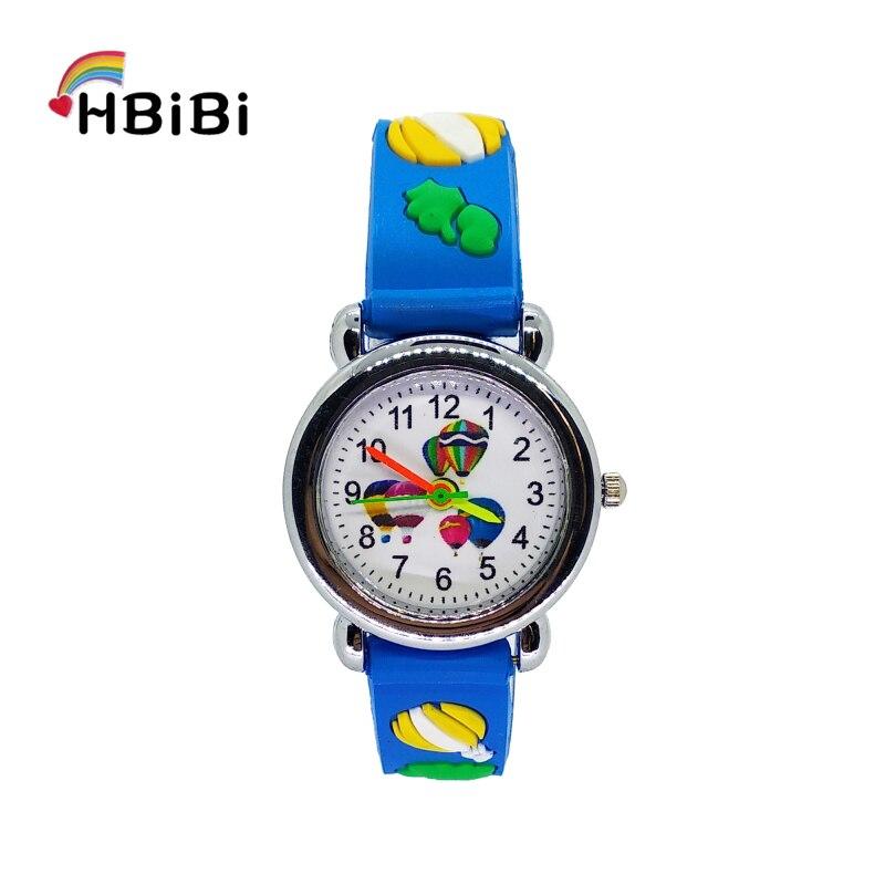 New Listing Outdoor Sports Parachute Watch Children Boys Student Watches Kids Girls Watch Casual Quartz Wristwatch Clock Relojes