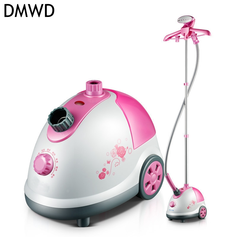 DMWD Home Garment Steamer  Mute Sterilize Multifunctional Hanging  Ironing Machine Anti-dry multifunctional dry