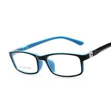 Модные оптические очки, оправа для детей, для мальчиков и девочек, для детей, близорукость, оправы для очков, без градусов, линзы, унисекс, оправа 8804