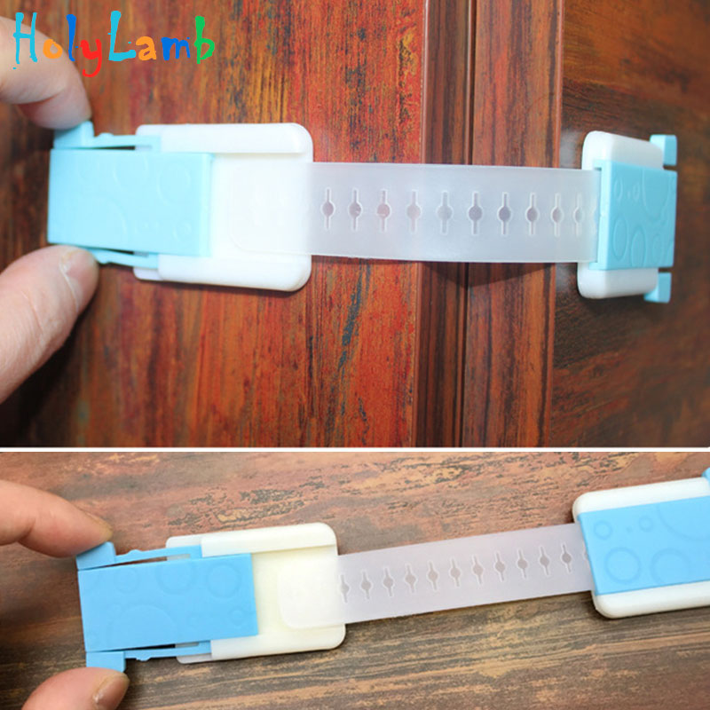 <font><b>Baby</b></font> Safety Cabinet Lock Round Hole Adjustment Lock Protection for Children Chateau Lock <font><b>Baby</b></font> <font><b>Products</b></font> Kids Safety <font><b>Baby</b></font> <font><b>Proof</b></font> image