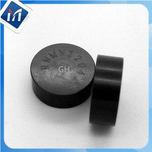 Металл CBN вставки фрезы Твердые PCBN RNMN0903 RCGX RCMX2512 SNGN120412 стали cnc подвергая механической обработке инструменты для поворота тормозных дисков в ...