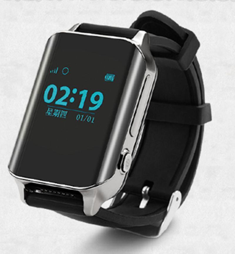 Gps smart watch baby elder watch with gps tracker sim card smart baby old man watch watch phone for kids old man safe