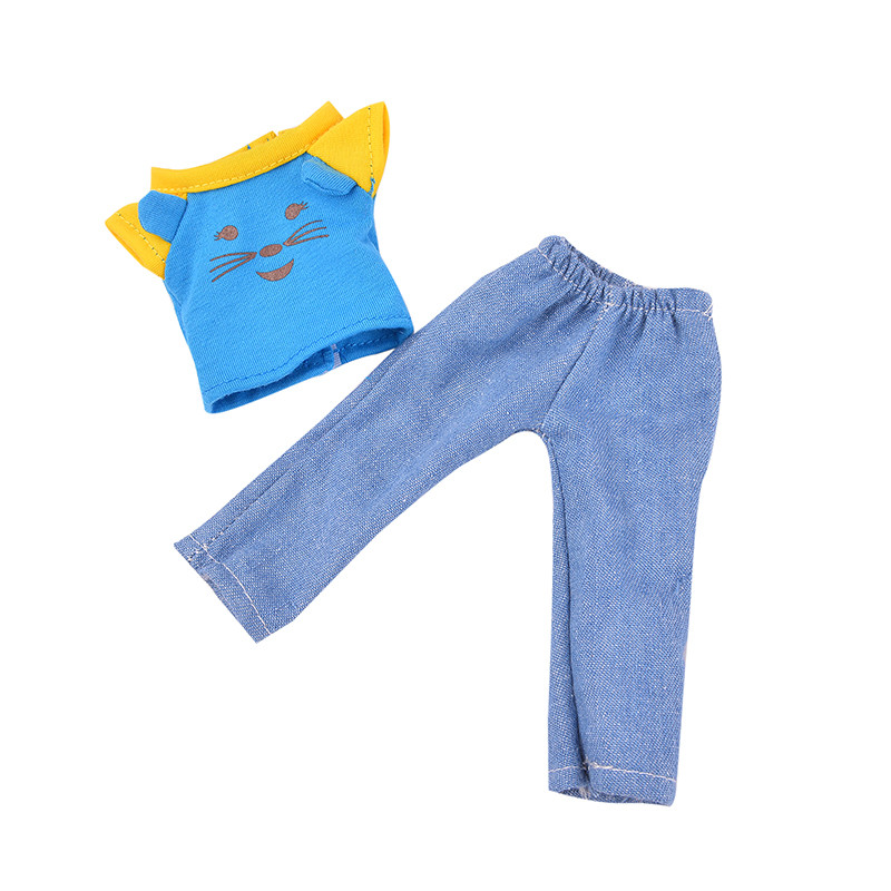 2017 handmade fashion clothes For 14.5 wellie wishers doll(only clothes) M28-M30