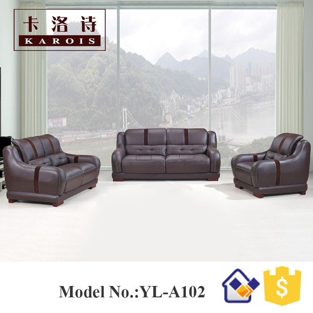 Hervorragend Turkish Sofa Furniture Leather Section SeaterA102