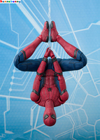 Spiderman Spider Man Homecoming PVC Action Figure Collectible Model Toy 15cm