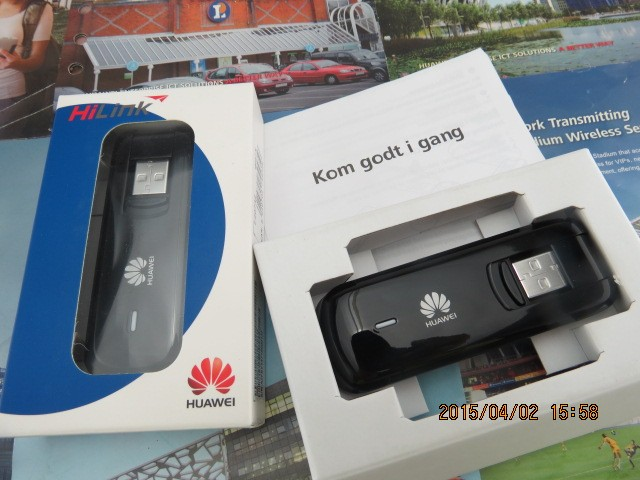 HUAWEI  E83276 150Mbps LTE Cat4 Wi-Fi Dongle