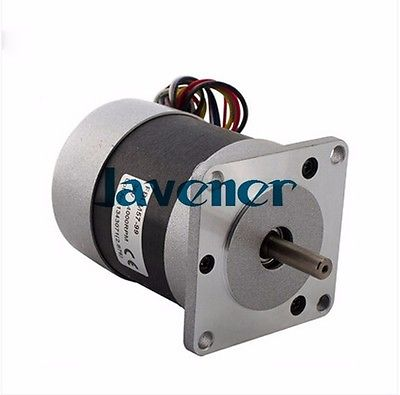 FBLM57 Brushless Motor 3 Phase 138W 36V 4400RPM 0.33-1 Nm High Torque mh 138w