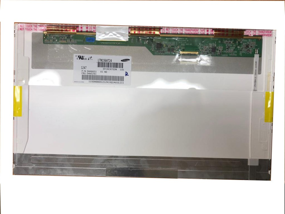 """LTN156At24-802 Replacement Laptop 15.6/"""" LCD LED Display Screen Matte"""