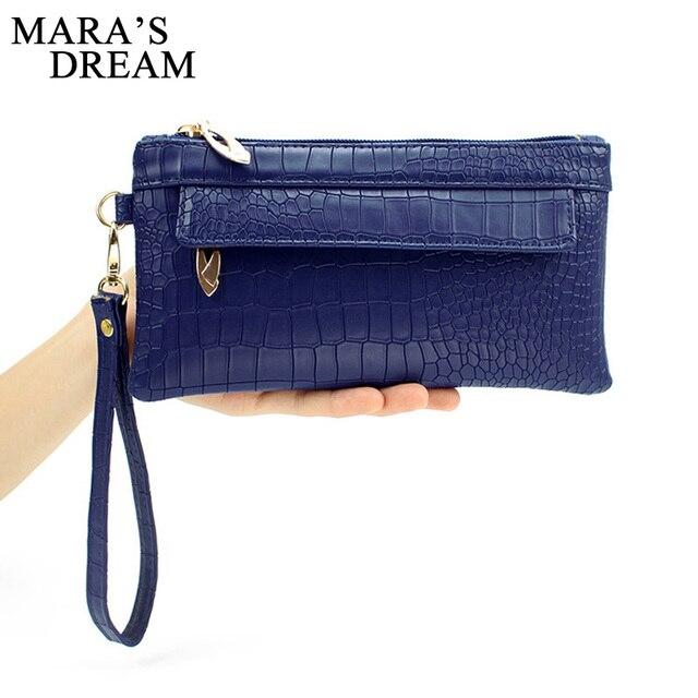Mara's Dream Candy Color PU Leather Women Bag Day Clutches Women Envelope Bag Clutch Evening Bag Female Handbag Wristlets Bags 4