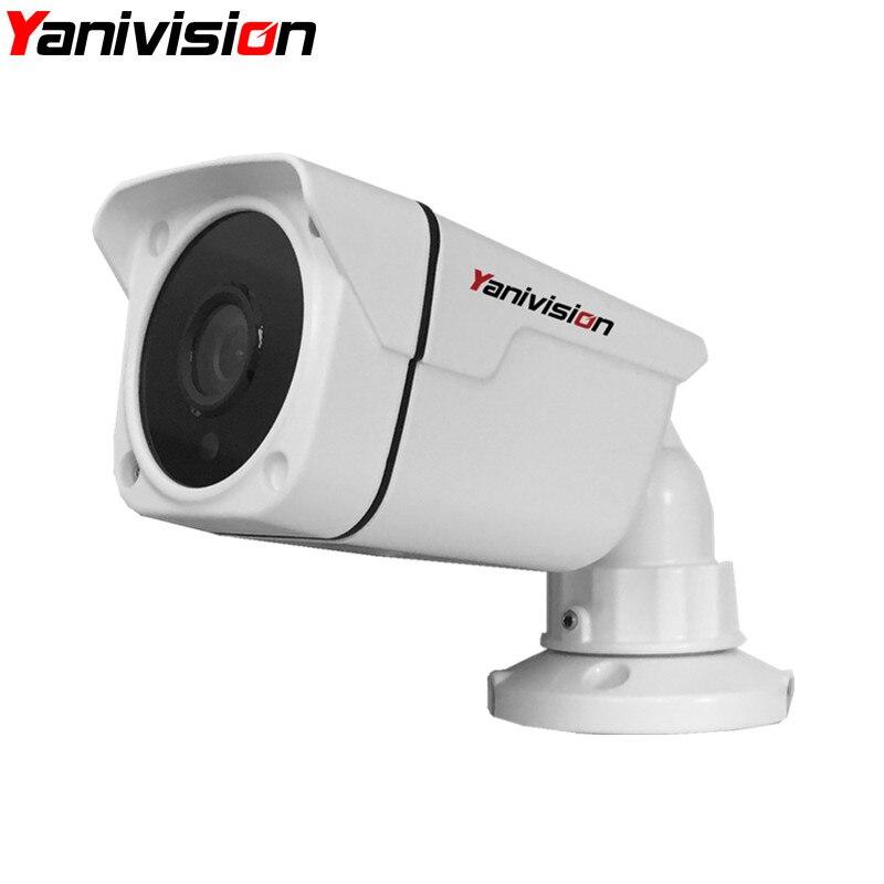 Starlight Caméra IP 1080 p SONY IMX307 Extérieure IP66 IP Caméra CCTV P2P ONVIF Couleur Nuit Vision 24 heures couleur image
