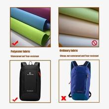 ANMEILU 10L Ultralight Men Women's Travel Backpack Hiking Camping Backpack For Girl Boy Children Waterproof Climbing Sport Bag