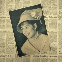 My Fair Lady Hepburn Rex Harrison Minimalism Pop Art Pin-up Audrey Hepburn Vintage Poster Decorative DIY Art Home Bar Posters