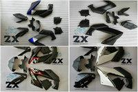 Fairings Injection For YAMAHA XJ6 Yamaha XJ6 2009 2012 09 10 11 12 YAMAHA XJ6 ZXMT matter blue and white Bodywork Fairing