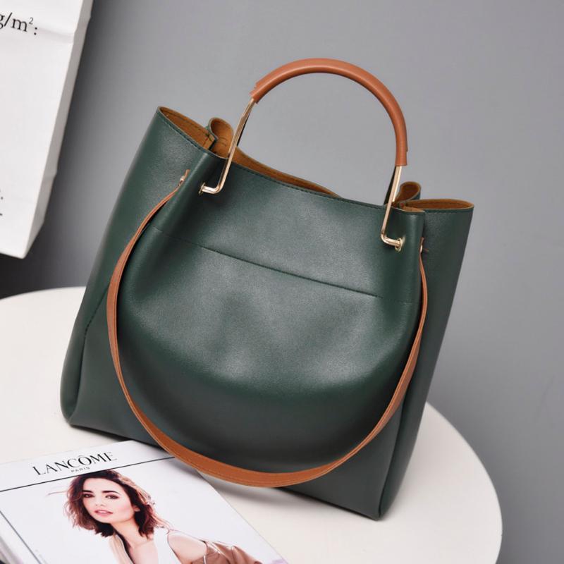 18 Designer Handbag Women Leather Handbags Womens Bag Sac A Main Alligator Shoulder Bags High Quality Hand Bag Bolsas Feminina 9