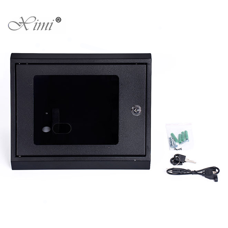 Iface301/Iface401/iface501/iface701 Metal Protect Box Metal Case For ZK Face Time Attendance And Access Control Protect CoverIface301/Iface401/iface501/iface701 Metal Protect Box Metal Case For ZK Face Time Attendance And Access Control Protect Cover